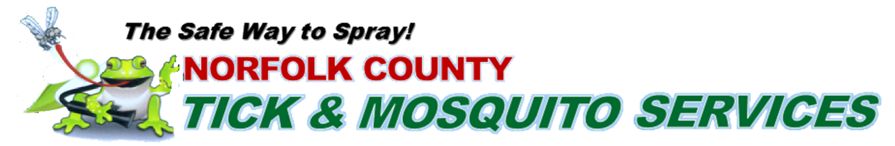 Norfolk County Tick  and Mosquito Services Control
